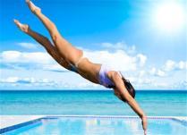 Oblikujte svoje tijelo dok uživate na odmoru