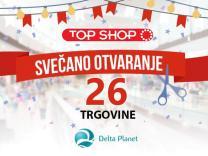 Dobrodošli u našu novu 26. trgovinu u BiH!