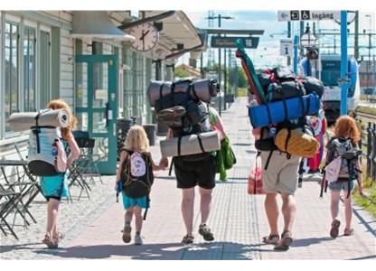 Djeca i putovanje
