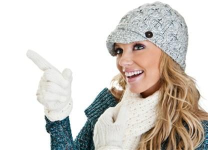 Izgledajte dobro zimi