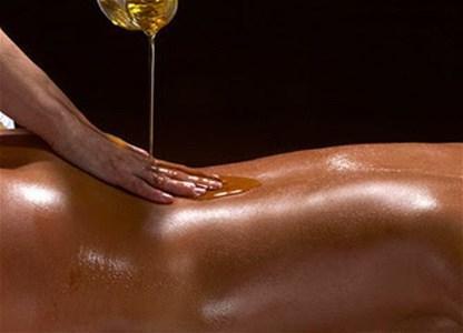 Masaža tijela prije seksa