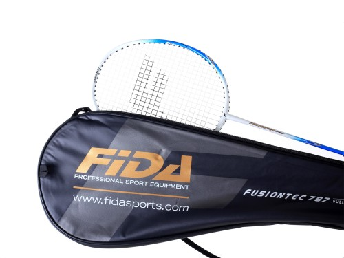 Fusiontec 787 badminton reket Fida
