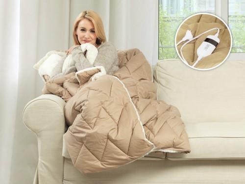 Warm And Cozy električna deka Dormeo