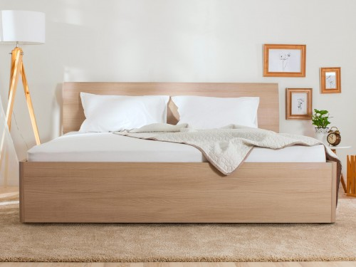 Lettia okvir kreveta sa sistemom odlaganja Dormeo