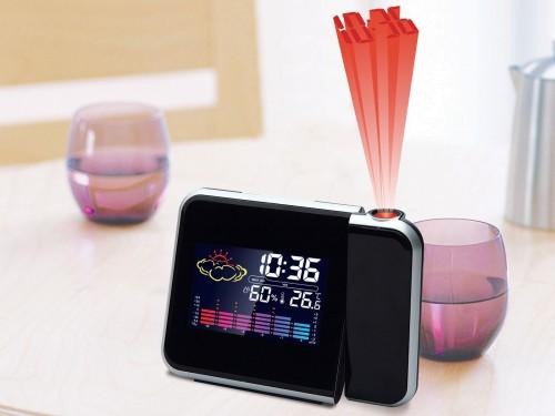Višenamjenski LCD sat