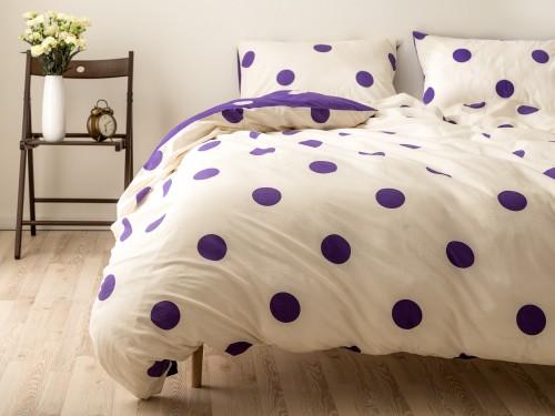 Polka posteljina Dormeo