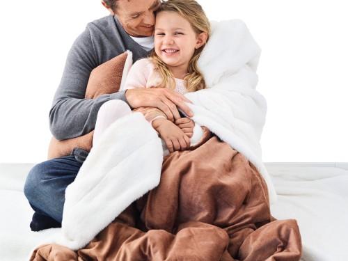 Warm Hug set toplih zagrljaja Dormeo