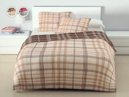 Warm Hug posteljina - karirana Dormeo