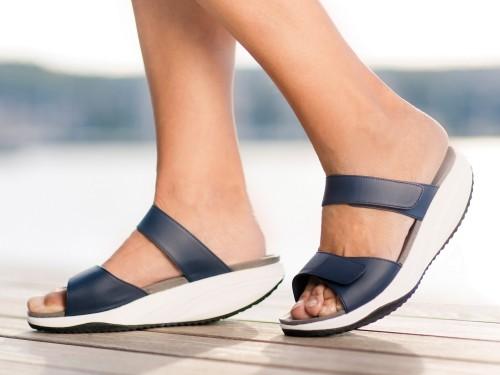 Pure papuče za nju Walkmaxx