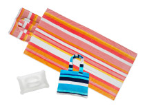 Dormeo 3u1 set - peškir, torba i jastuk