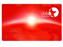 Club 5* članstvo