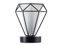 Dormeo Black Diamond lampa na dodir