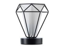 Dormeo Black Diamond lampa na dodir