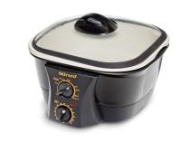8in1 Gourmet Cooker višenamjenski aparat Delimano