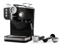 Delimano Deluxe Noir aparat za espresso kafu