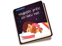 """Dormeo Knjiga """"Priče za laku noć"""""""
