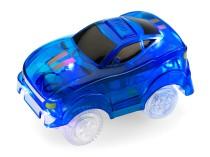 Magic Tracks - plavi auto