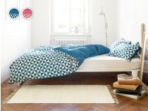 Mosaic posteljina plava Dormeo