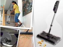 Swivel Sweeper max bežični rotirajući čistač Top Shop