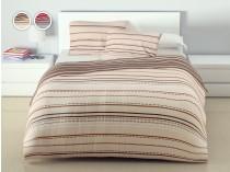 Dormeo Warm Hug posteljina - prugasta