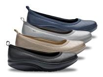 Comfort elegantne baletanke Walkmaxx
