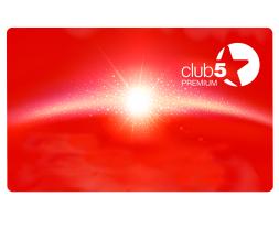 PREMIUM Club 5* članstvo