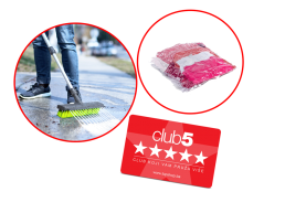 Club 5* članstvo