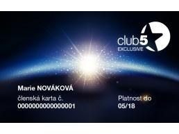 EKSKLUZIV Club 5* članstvo
