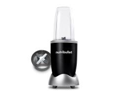 Delimano Nutribullet - ekstraktor hranjivih sastojaka u crnoj boji