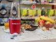 Nutribullet crveni ekstraktor hranjivih sastojaka Delimano