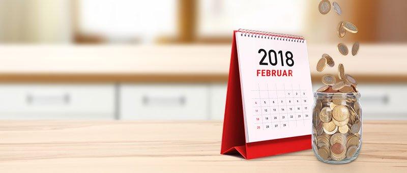 Najkraći mjesec za najveće uštede!