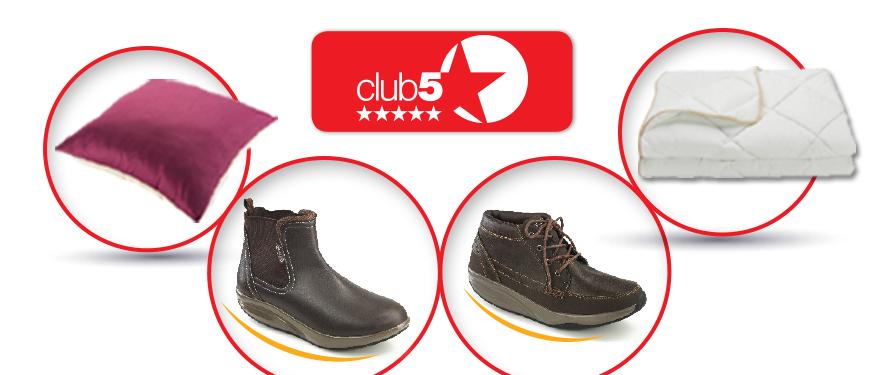 Club 5* ponude za 5