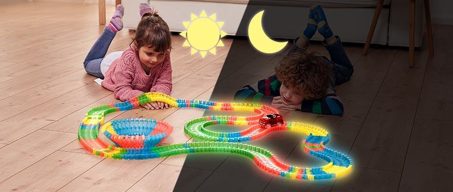 Magic Tracks - magična staza i autić