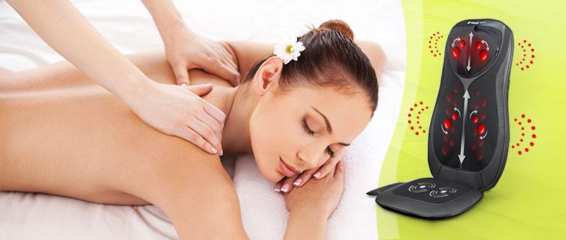 Oslobodite se boli i napetosti uz Shiatsu 4u1 masažer!
