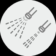 Rovus 360 - Cordless Pressure Washer