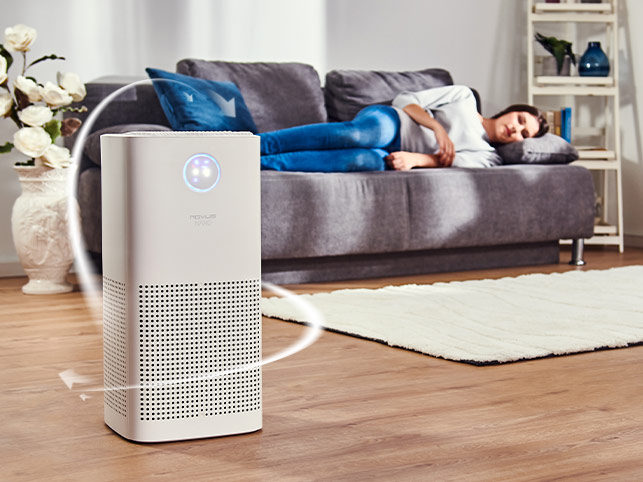 Rovus Nano Air Purifier Filters