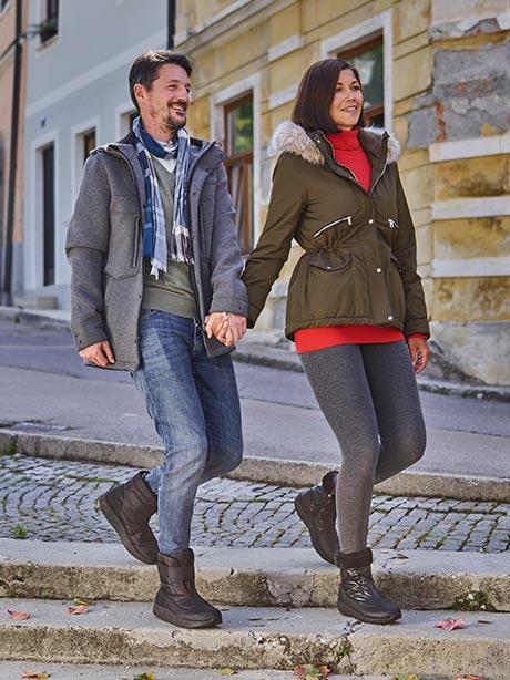 Walkmaxx Comfort Winter Boots Women Low 3.0