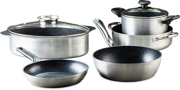 Delimano Adriano's Ultimate Cookware Set